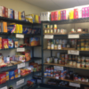 Serving at Food Pantry