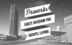 Proverbs: God's Wisdom for Gospel Living