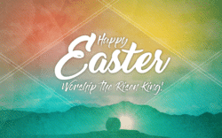 We Serve a Risen Savior