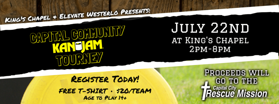Capital Community Kan Jam Tourney
